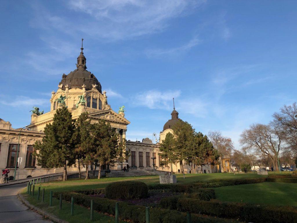 Badhuis Boedapest